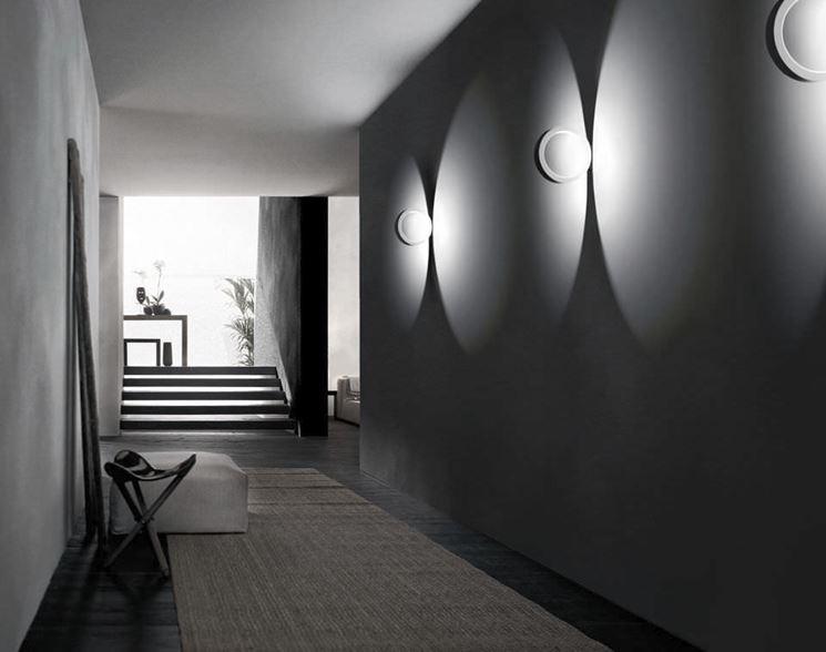 Modelli di lampade da parete moderne associazione no comment