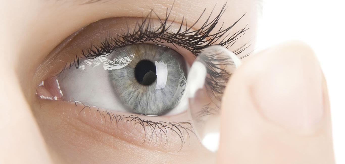 Utilizzare le lenti a contatto Contacta conviene
