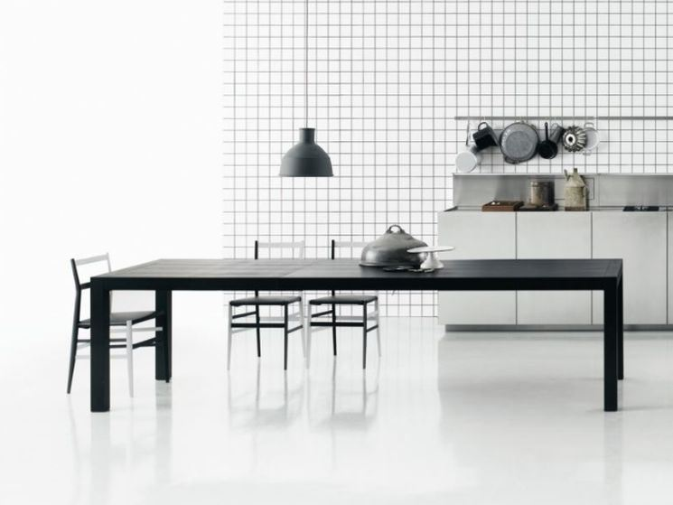 tavolo allungabile design